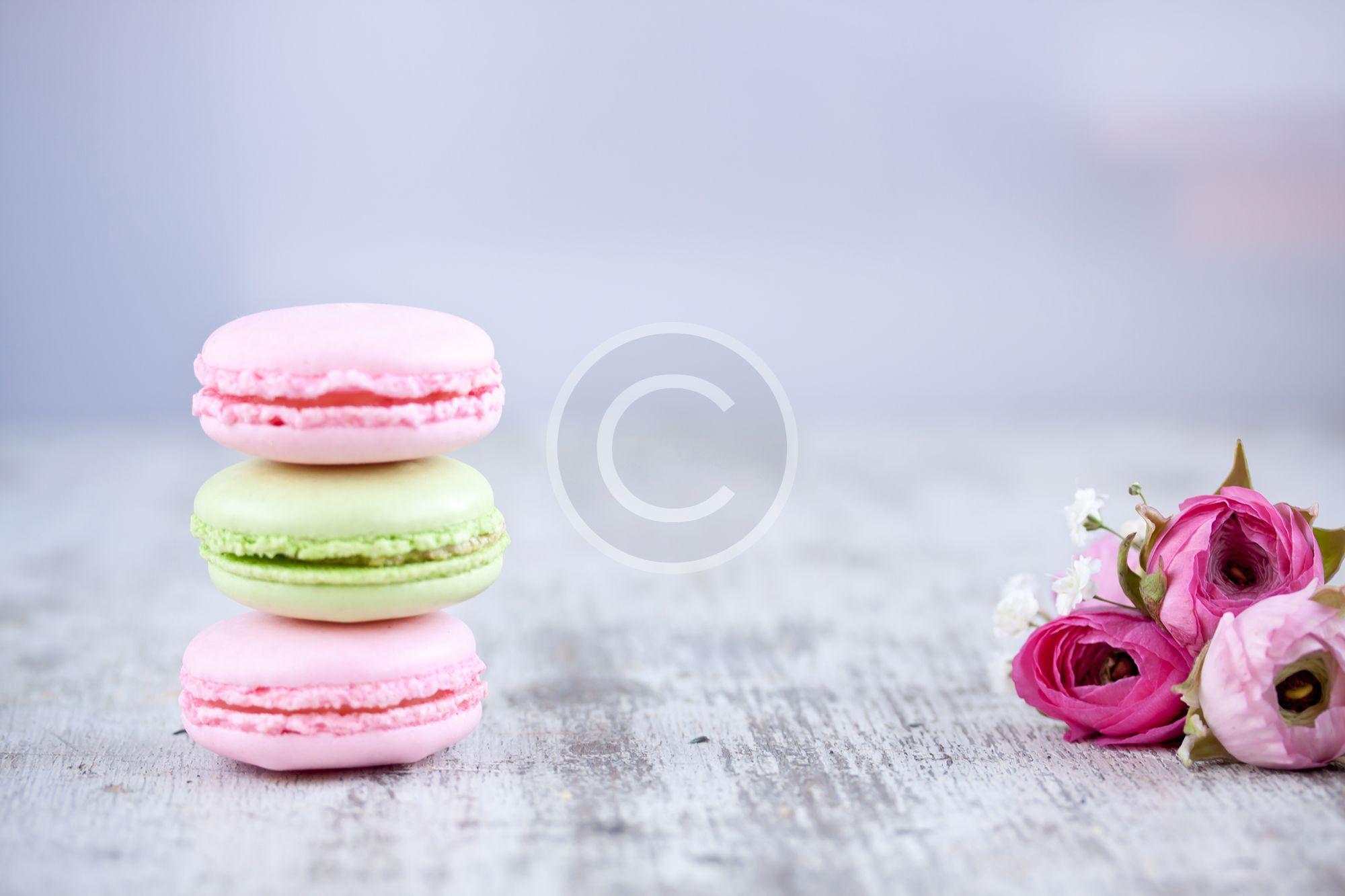 Secret of Making Perfect Macarons